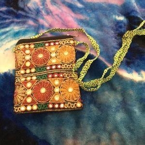 Handbags - Traditional mini crossbody.
